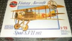 Spad S. VII 1917