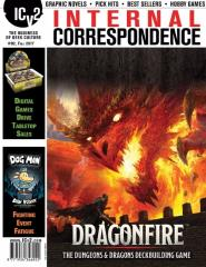 """#92 """"Dragonfire - The Dungeons & Dragons Deckbuilding Game, Digital Games Drive Tabletop Sales, Fighting Event Fatigue"""""""