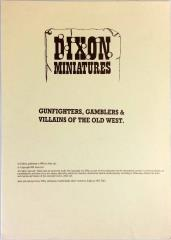 Gunfighters, Gamblers & Villains of the Old West (1st Edition)