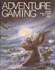 "#11 ""Call of Cthulhu Adventure"""