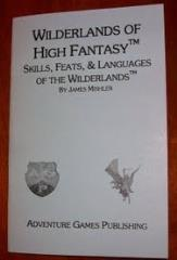 Skills, Feats, & Languages of the Wilderlands