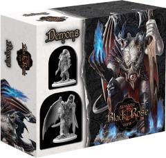 Black Rose Wars - Summonings, Demons Miniatures Expansion