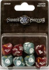 Custom Dice Pack (8)