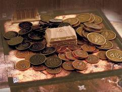 Sowrd & Sorcery Metal Coins