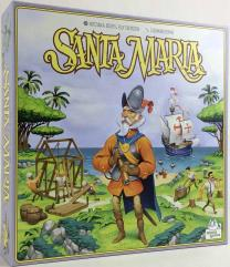 Santa Maria w/American Kingdoms Expansion!