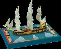 Spanish - Sirena 1793 - 32-Guns, Fifth Rate Ship of the Line