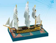 French - Commerce de Bordeaux 1784, Ship of the Line
