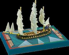 British - HMS Orpheus 1780 - 32-Guns, Fifth Rate Ship of the Line