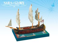 French - Montagne 1790 - 118-Guns, Ocean Class Ship of the Line