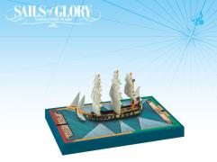 American - Thorn 1779 - 14-Guns, Class Ship Sloops
