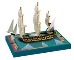 British - HMS Leander 1780
