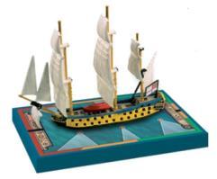 British - HMS Leopard 1790