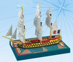 French - Fougueux 1785, Ship of the Line (Kickstarter Edition)