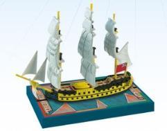 British - HMS Bellerophone, Ship of the Line (Kickstarter Edition)