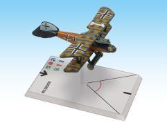 Albatros D.V - Weber