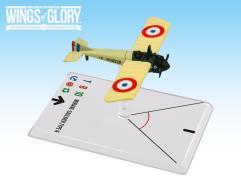 Morane-Saulnier Type N - Gilbert