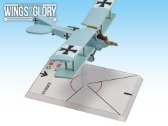Albatros C.III - Luftstreitkrafe