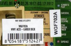 WWI Aces - Career Deck