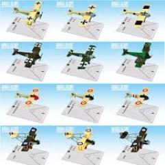 WWI Miniatures - Series I, Complete Set (12 Packs)