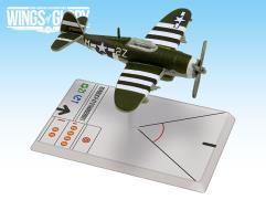Republic P-47D Thunderbolt (Mohrle)