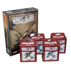 WW2 Rules & Accessories Pack w/Late War Airplane Packs