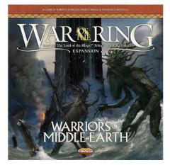Warriors of Middle Earth (1st Printing)