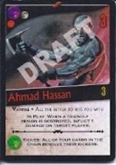 Ahmad Hassan Promo Pack