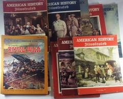 American History Illustrated Collection - 16 Issues!