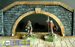 15cm Large Dungeon Archway