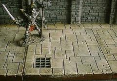 6X6cm Dungeon Floor w/Small Grill