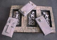 6x9cm Grave Set
