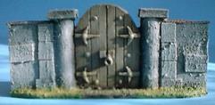 Wall w/Gate