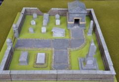 Cemetery Set