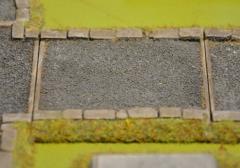 Short Cemetery Cinder Pathway