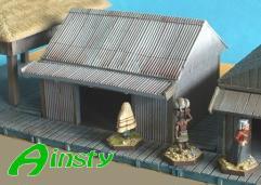 Corrugated Iron Shack