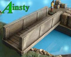 Wooden Gangway