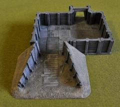 Mine Entrance Set