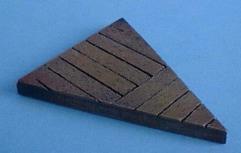 45 Degree Wooden Duckboard Mine Floor