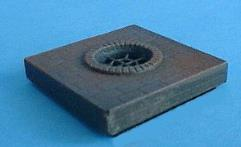 3x3cm Sewer Floor w/Grill or Small Hole