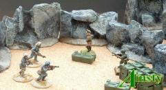 8cm Rock Wall Set