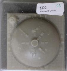 6x6cm Pressure Dome