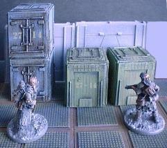 Small Box Crates