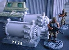 Pressurized Gas Cylinder