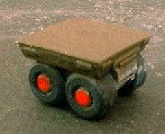 4 Wheeled Base Unit