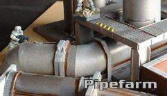 6cm Curved Pipe