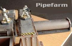 15cm Horizontal Pipe