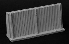 12cm Blastwall