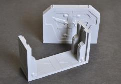 UTI Blast Door/Airlock