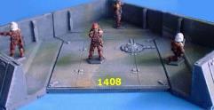 8.5x8.5cm Battlefloor