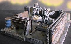 Flameblade External Corner
